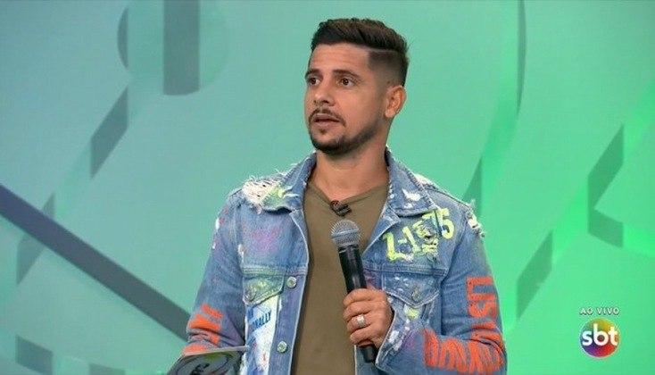 Atualmente, Cicinho é um dos integrantes do programa 'Arena SBT', onde comenta sobre o São Paulo e outras equipes.