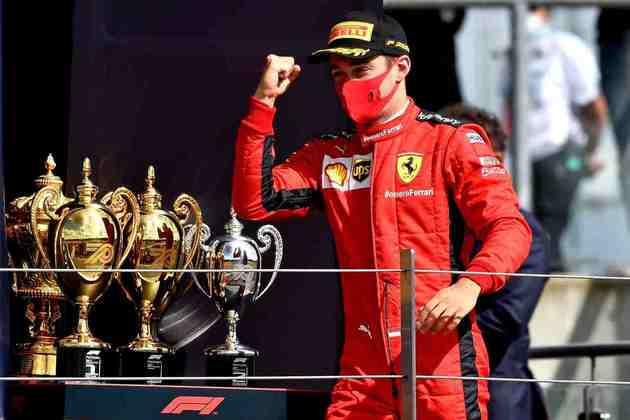 Atualmente, ele ocupa a quinta posição no Mundial de Pilotos