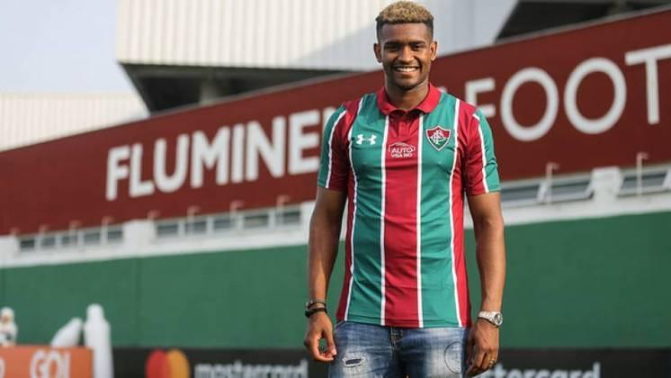Atualmente no Shakhtar Donetsk, Marlon deixou o Fluminense em 2016 rumo ao Barcelona.