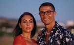 Atualmente, o jogador da Juventus é casado com Georgina Rodriguez. Cristiano tem quatro filhos, mas apenas a caçula Alana Martina é filha da atual esposa.