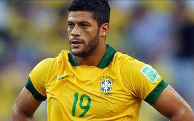 Atualmente sem clube, Hulk também é outro jogador que já admitiu um passado palmeirense. O atacante brasileiro passou pelas categorias de base do rival São Paulo.