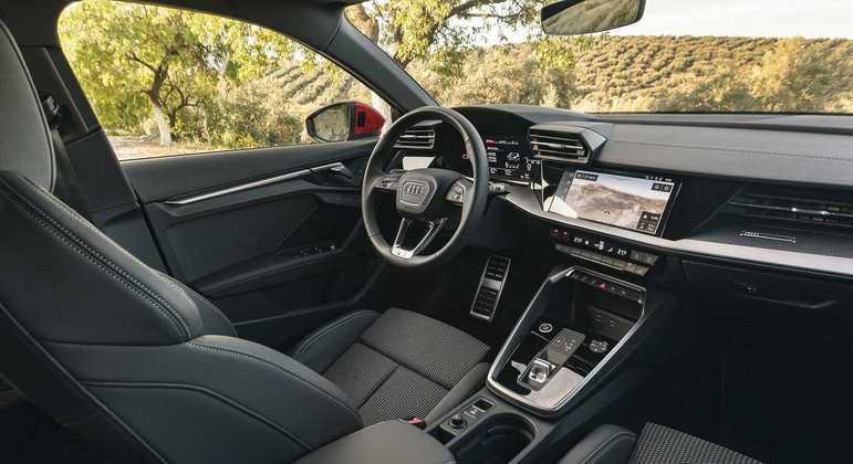 Novidade ganhou painel digital Audi Virtual Cockpit de 12,3 polegadas