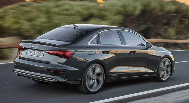 Modelo conta com freio de estacionamento eletromecânico com Auto-Hold