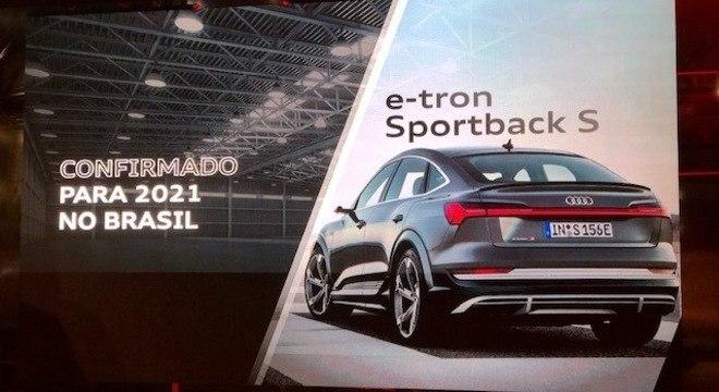 Audi confirma lançamento da versão esportiva com quase 500cv e 100kgfm de torque
