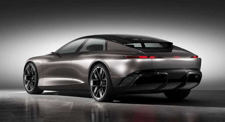 A Audi apresenta neste evento o Grandsphere