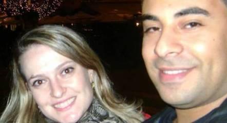 Suspeito de assassinar esposa, após briga em futebol