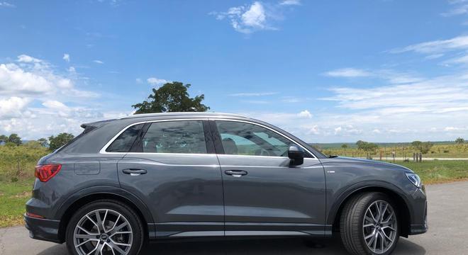 A Audi acredita que o Q3 tem potencial para ser fabricado no Brasil, afinal tem uma fábrica pronta e agora ociosa em São José dos Pinhais