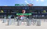 Augsburg x Wolfsburg