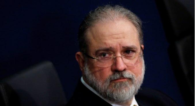 Procurador-geral da República, Augusto Aras, em Brasília