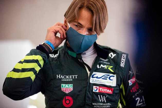 Augusto Farfus participa da prova de 2020 com a Aston Martin pela primeira vez