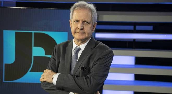 Augusto Nunes vai participar do boletim do 'Jornal da Record' e do R7.com