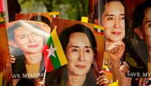 Mianmar acusa Suu Kyi de aceitar subornos de R$ 3,4 milhões