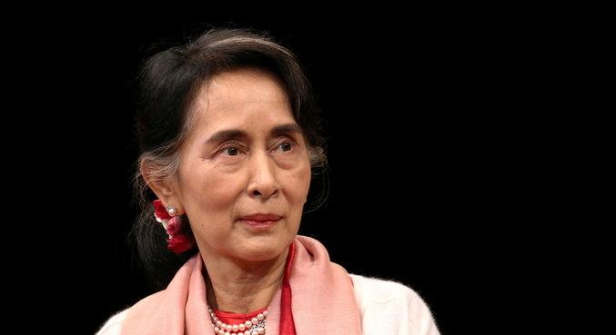 Aung San Suu Kyi é alvo de 6 acusações da junta militar em Mianmaer