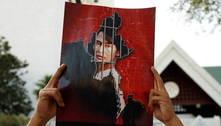 Líder de Mianmar é colocada em prisão domiciliar pelos militares