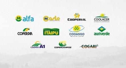 Conheça as 11 cooperativas que formam o sistema Aurora