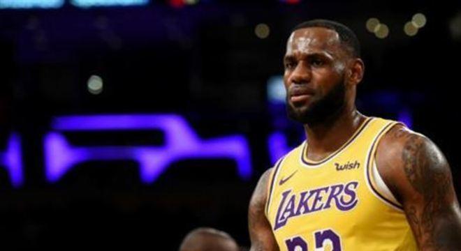Ausente na Rio-2016, ala do Los Angeles Lakers admite que condição física pode exigir dele um descanso