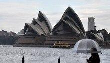 Austrália reduz número de viajantes que podem entrar no país