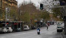 Austrália decreta novas medidas de restrição após aumento de casos
