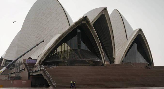 Aumento de casos faz Austrália confinar 10 milhões de pessoas