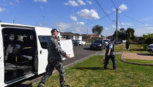 Exército patrulha Sydney para controlar confinamento