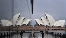 Austrália registra primeira morte em três meses e fecha Estados