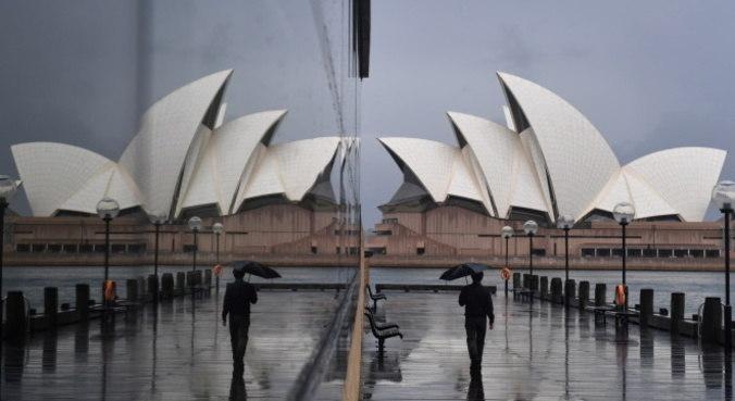 Fronteira internas da Austrália estão fechadas após 1ª morta por covid em 3 meses