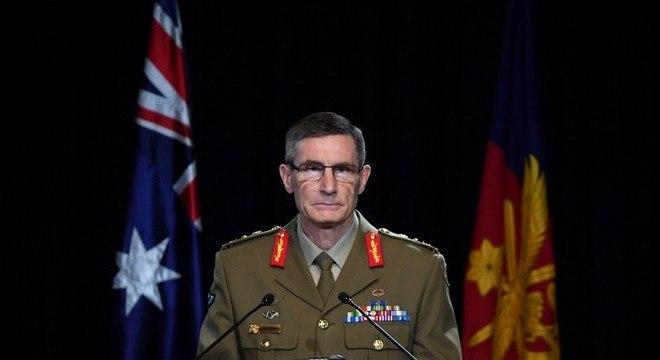 Denúncias foram divulgadas pelo general Angus Campbell