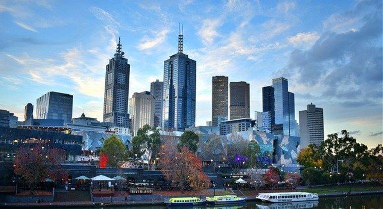 Melbourne é a segunda cidade mais populosa da Austrália com 5 milhões de habitantes
