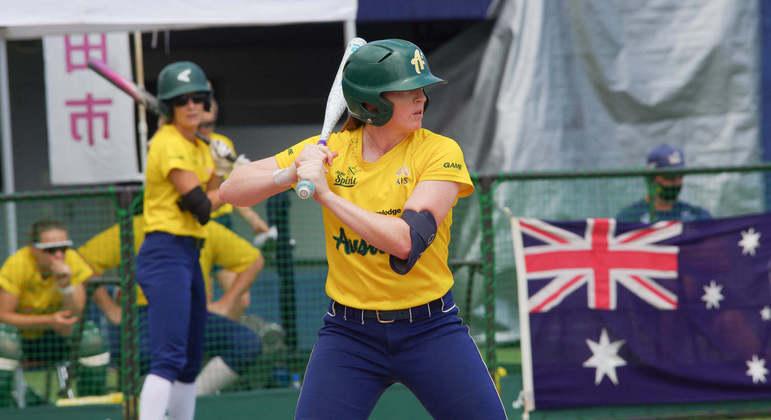 Austrália abre a competição de softbol enfrentando o Japão, último campeão olímpico da modalidade