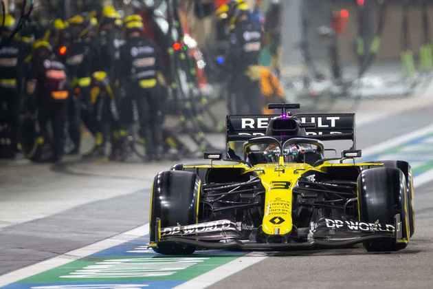 Australiano se despediu da Renault com a sétima posição.