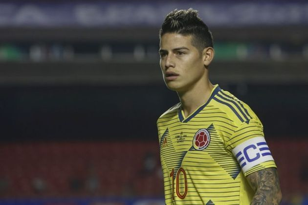 Autor de um golaço no Maracanã na vitória de 2 a 1 sobre o Uruguai pelas oitavas de final da Copa do Mundo de 2014, James pensou que apenas estava ajudando a Colômbia a avançar no Mundial. Mas foi mais do que isso. Ele ganharia aquele o Prêmio Puskas com aquele gol.