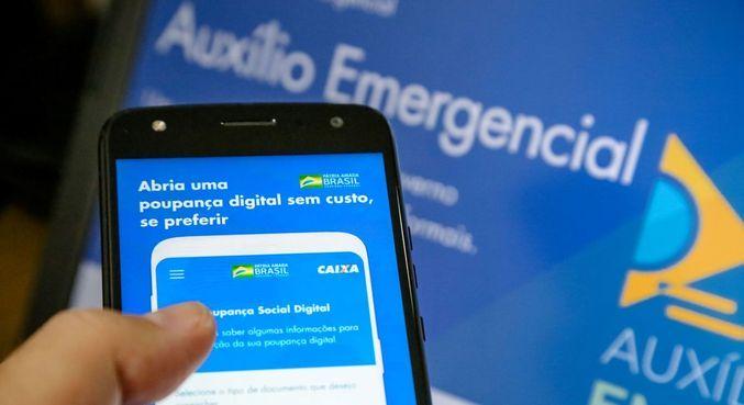 Caixa começou a migração dos beneficiários para a conta poupança digital