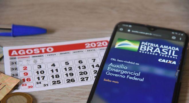 Pagamento será creditado em conta digital que pode ser movimentada por aplicativo