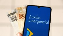 2,4 milhões recebem novo auxílio no primeiro dia de pagamento