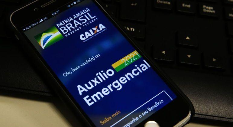 Média do valor do auxílio emergencial neste ano é de R$ 250