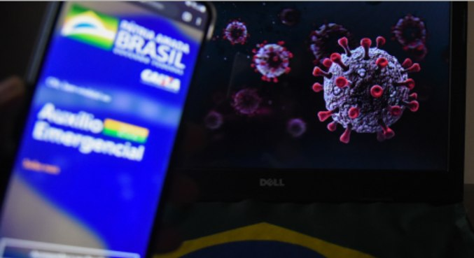 Governo afirma que pode manter auxílio caso pandemia persista