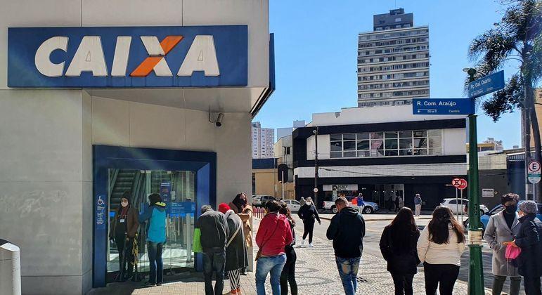 Caixa faz a gestão dos recursos do auxílio emergencial e do Bolsa Família