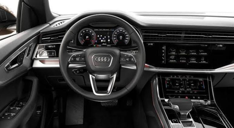 Audi criou um carro para quem deseja ter uma vida a bordo sem preocupações