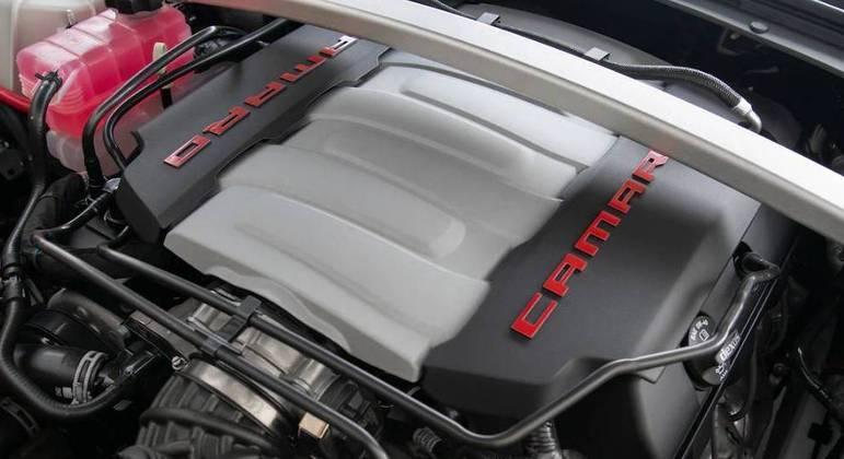 Motor tem 62kgfm de torque