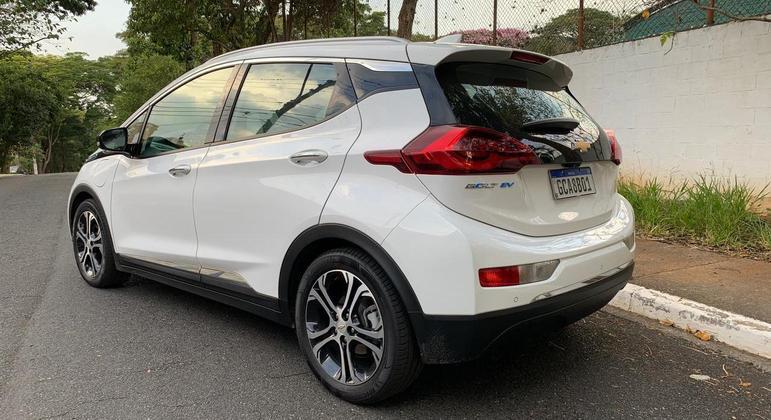 Modelo tem 480 km de autonomia