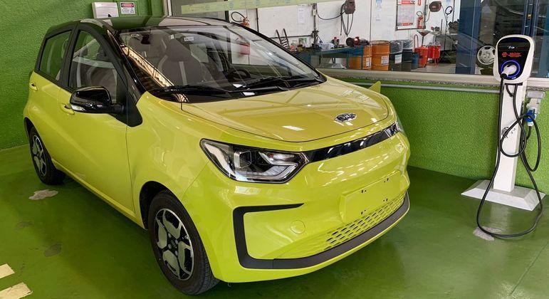 Modelo tem autonomia de 302 km