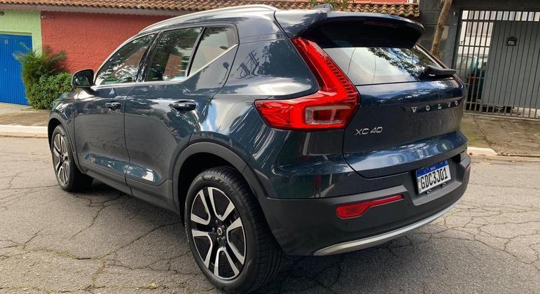 Volvo XC40 se mantém alinhado ao DNA da marca