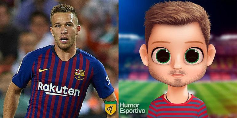 Avatar dos jogadores: Arthur
