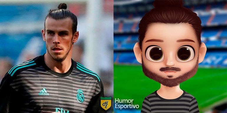 Avatar dos jogadores: Gareth Bale