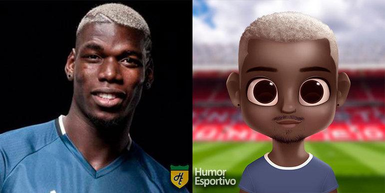 Avatar dos jogadores: Pogba