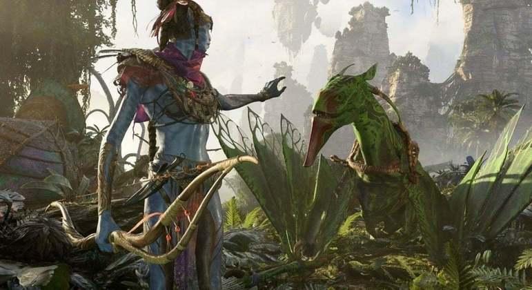 O game da franquia Avatar fechou a apresentação da empresa