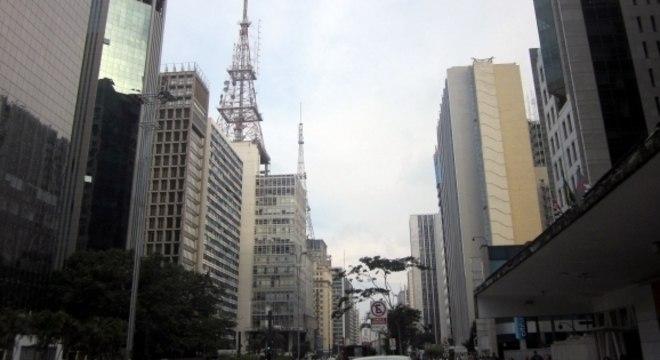 Projeto de um novo mobiliário urbano que deverá ser instalado na Av. Paulista