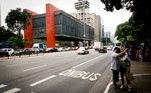 SP - ANIVERSÁRIO/SÃO PAULO - GERAL - Umas das principais avenidas de São Paulo, a Avenida Paulista é sem dúvida a mais importante por ser o coração finaceiro do Brasil, e também onde está situada o principal museu do país, o MASP (Museu de Artes de São Paulo). Centenas de turistas visitam a avenida diariamente. 23/01/2020 - Foto: ALOISIO MAURICIO/FOTOARENA/FOTOARENA/ESTADÃO CONTEÚDO