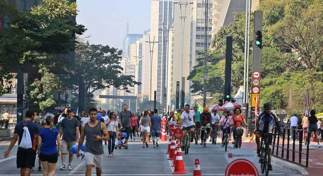 Avenida Paulista ficará aberta para carros no domingo de eleições