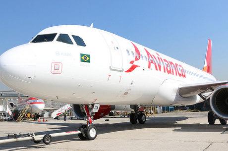 Dívidas da Avianca somam quase R$ 500 milhões